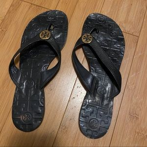 Tory Burch Thora Leather Sandals